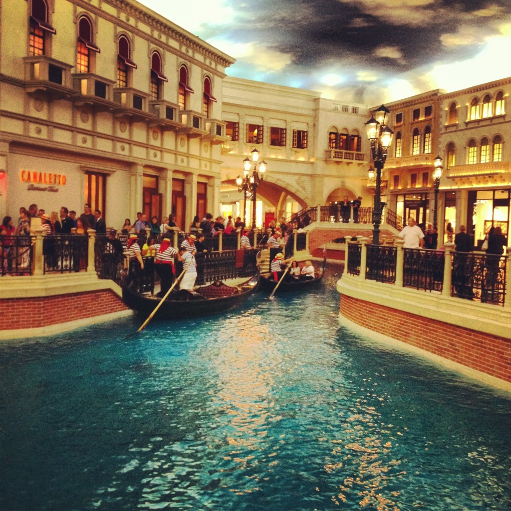 the venetian | coffee & quinoa
