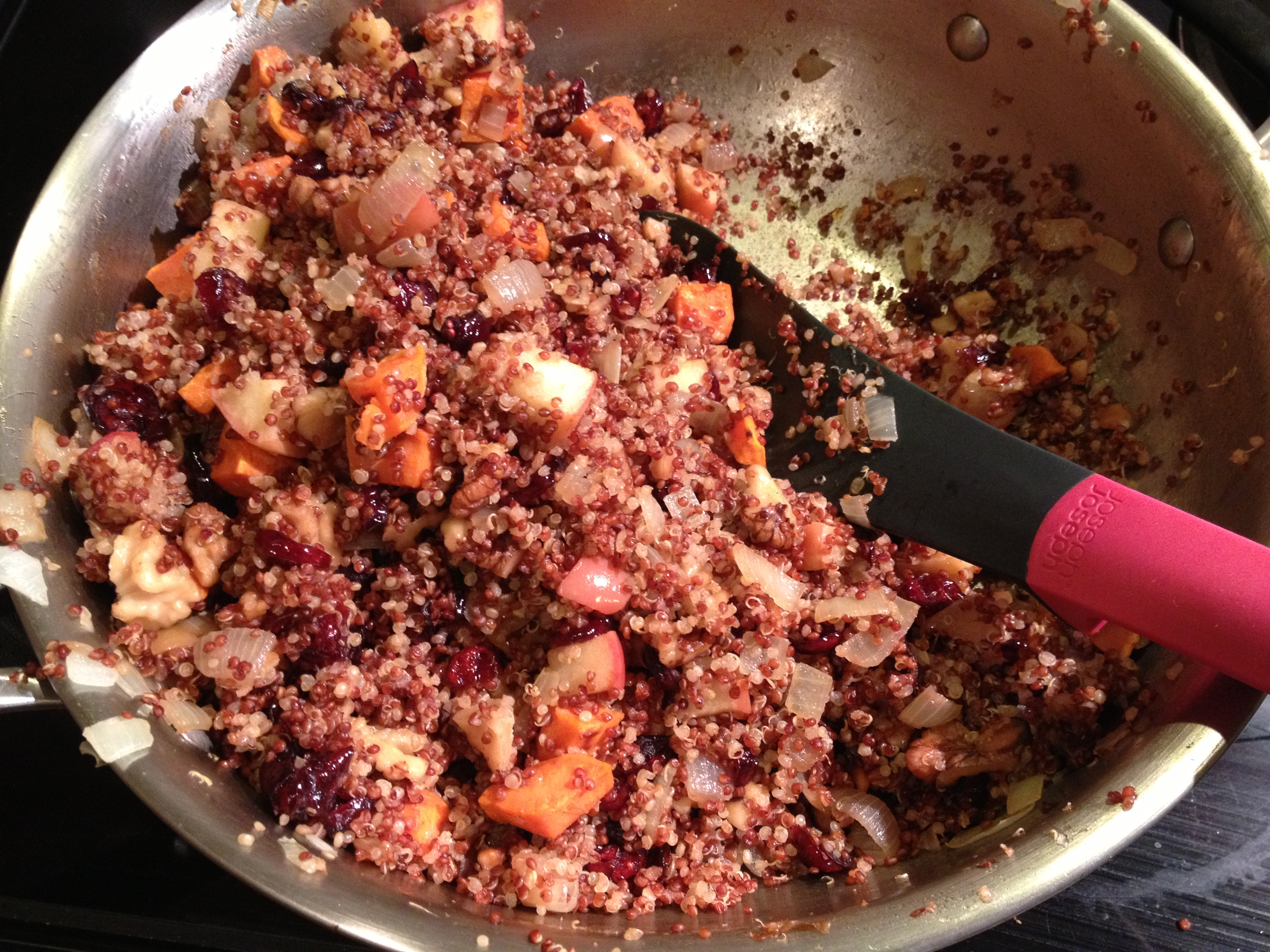 autumn harvest quinoa