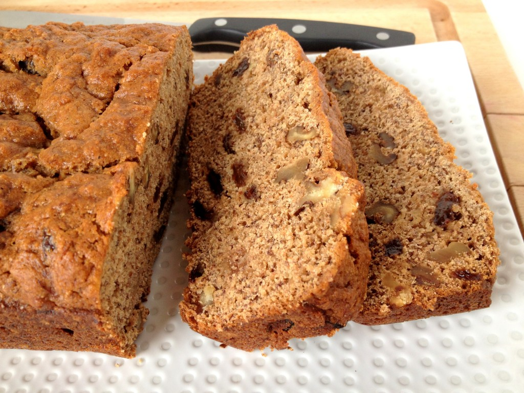 vegan banana bread | Coffee & Quinoa