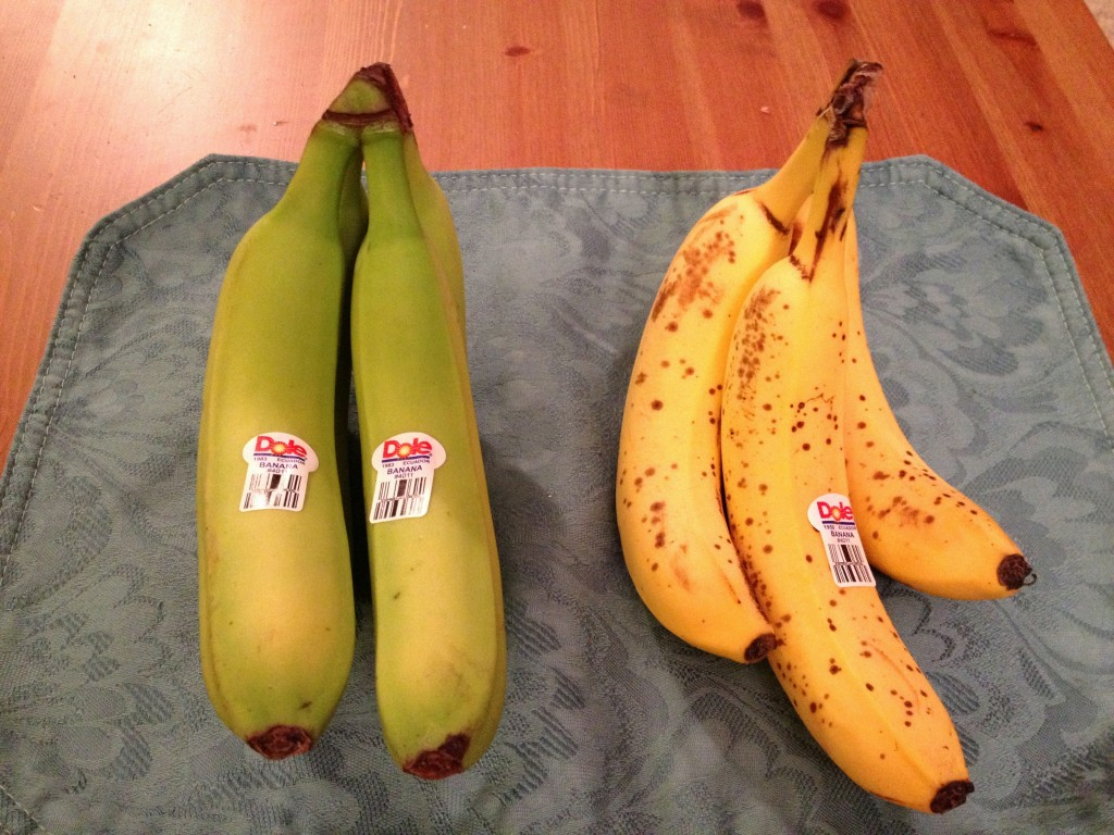 his & hers bananas