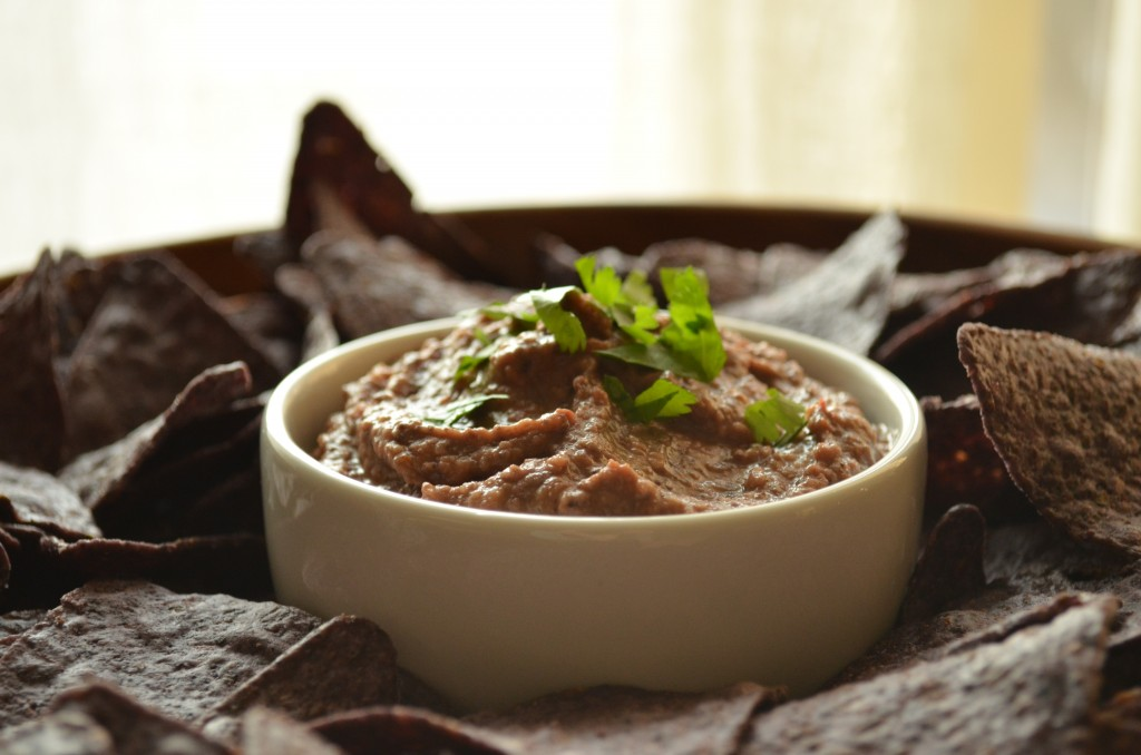 Chipotle Black Bean Dip | Coffee & Quinoa