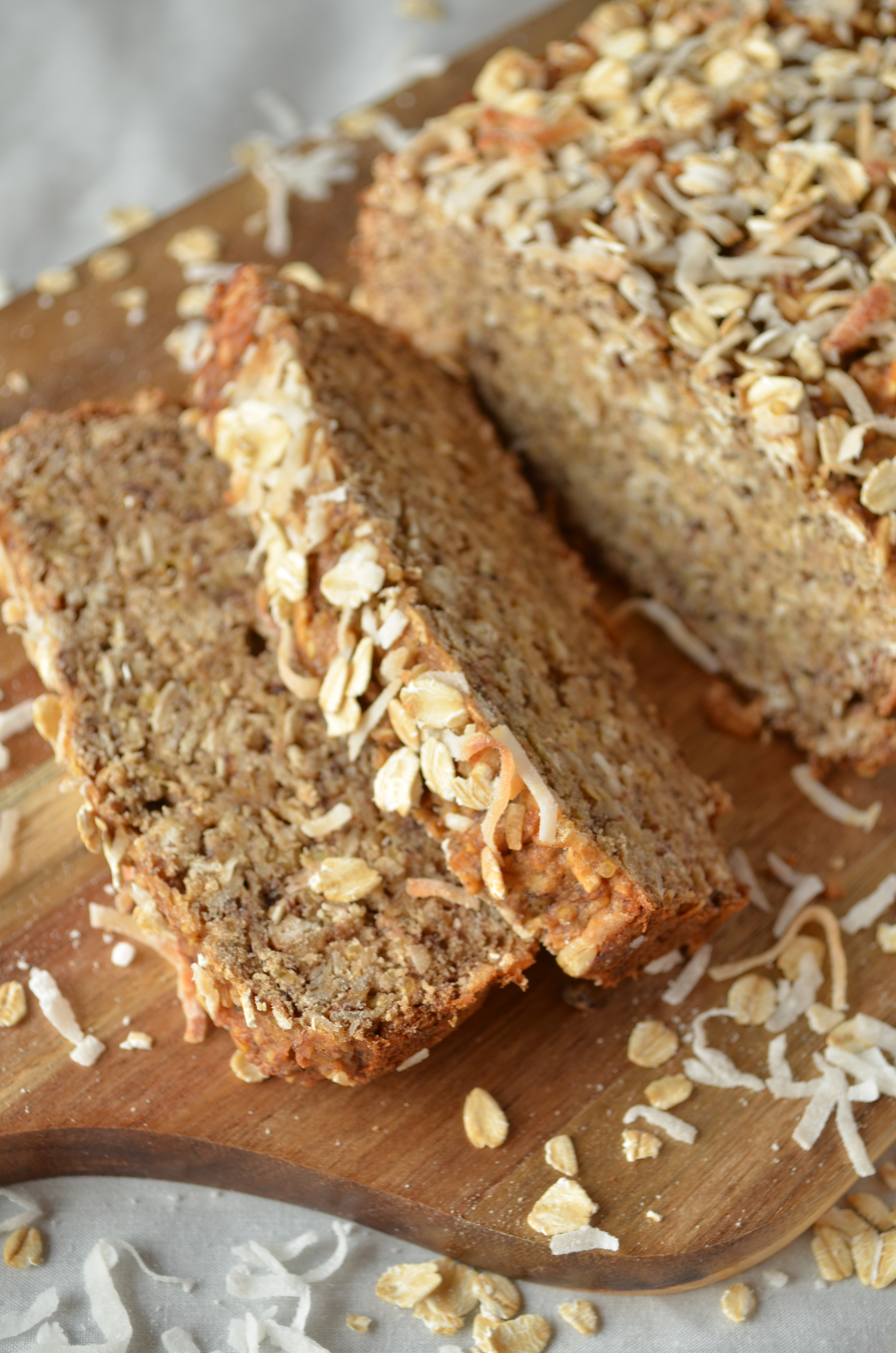 What's that you say? Quinoa in my banana bread?
