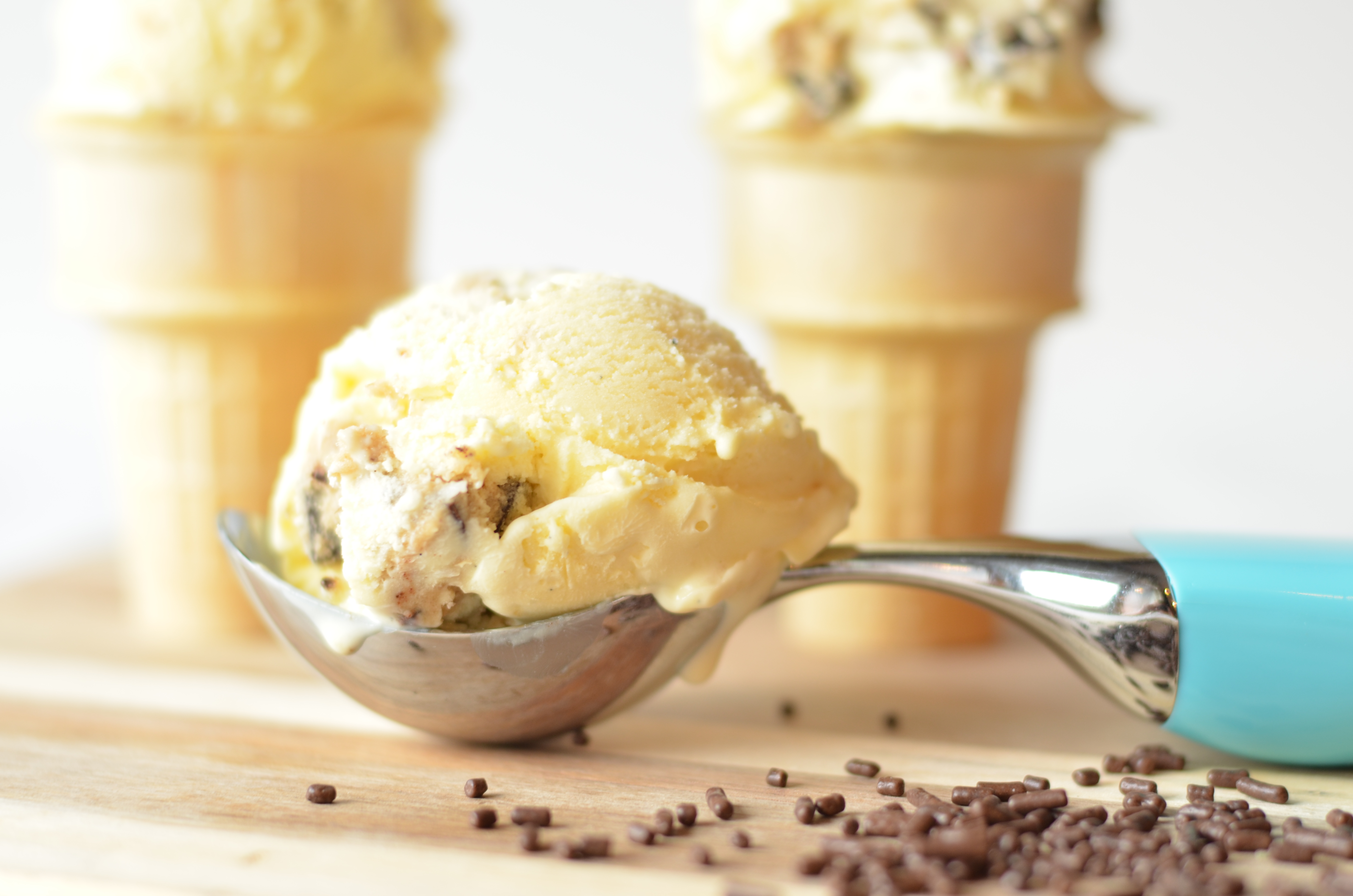 Chunky Lola Cookie Dough Ice Cream