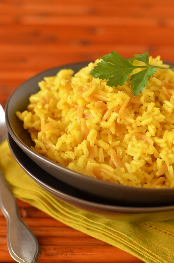 ... latin yellow rice basmati rice pilaf with dried yellow rice pilaf