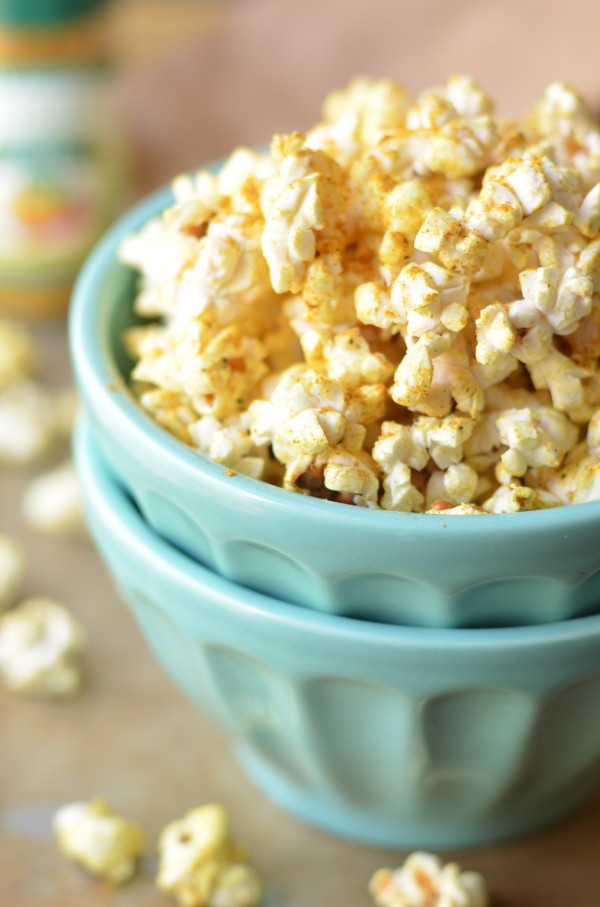 Yellow Curry Popcorn