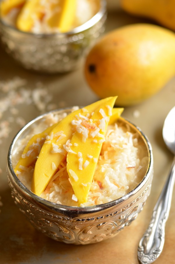 Old Fashioned Rice Pudding With Sweetened Condensed Milk