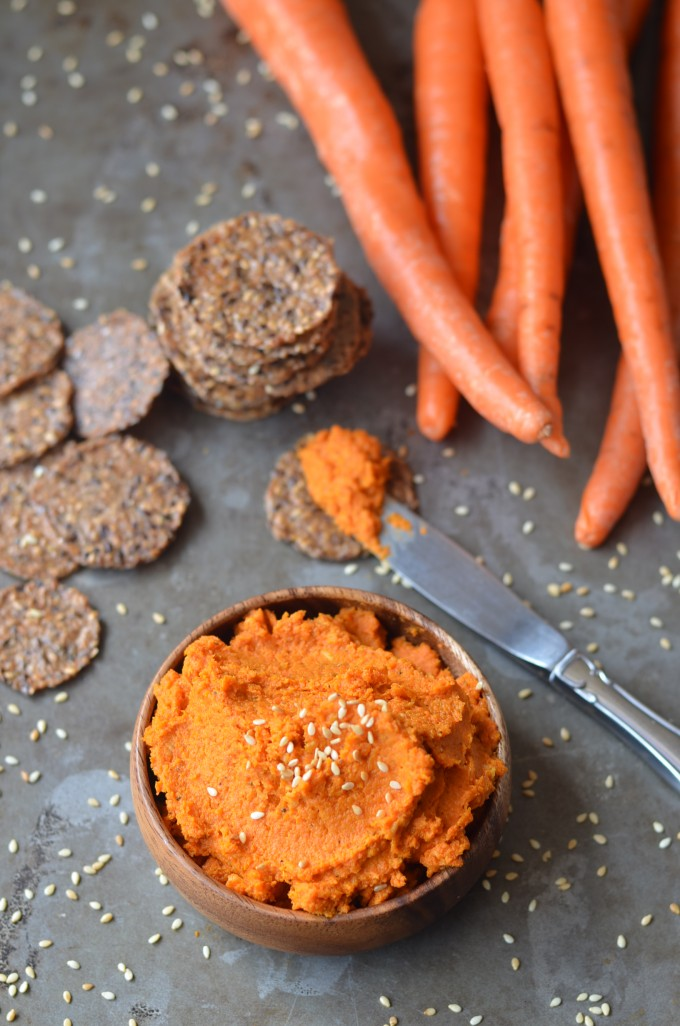 Moroccan-Style Spicy Carrot Dip Recipes — Dishmaps