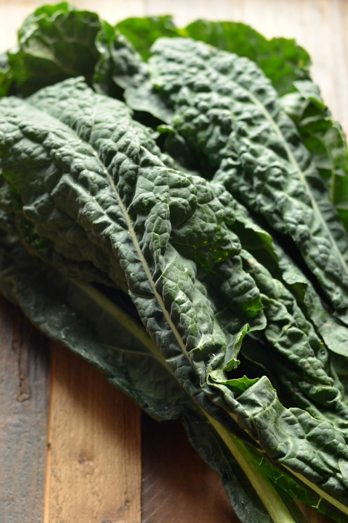 Can you eat the kale stem
